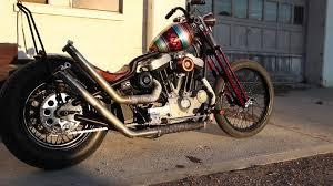 1965 harley davidson panhead flh late 60 u0027s chopper bikes in