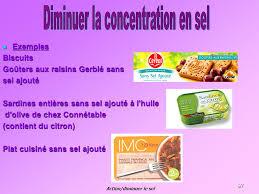 plat cuisiné sans sel tendance nutrition santé ppt télécharger