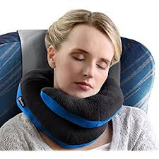 Travel Comfort Items Amazon Com Bcozzy Chin Supporting Travel Pillow U2013 Complete 360
