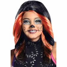 Monster High Halloween Costumes Clawdeen Wolf by Monster High Clawdeen Wolf Wig Halloween Costume Accessory