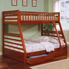 Bunk Bed Storage Bedroom Bunk Beds Twin Bunk Bed With Under Bed Storage Co 460136