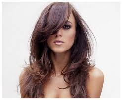 hairstyles for long hair long bangs long hair with side bangs and layers long bob images