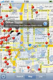 child predator map registered offenders search iphone android mobile apps
