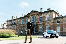 lexus dealerships yorkshire lexus leads the way at prince u0027s trust fashion dinner car dealer