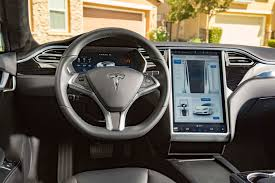tesla inside 2017 the chevrolet bolt and tesla model s 60 range charging and