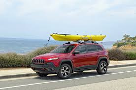 nissan murano kayak rack 2014 jeep cherokee trailhawk review long term update 6