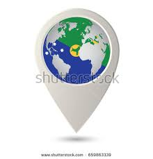 guatemala flag location map icon check stock vector 663516160