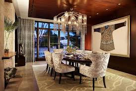 Curtains For Light Brown Walls Curtain Ideas For Dining Room Ceiling Light Luxury Chandelier Oval