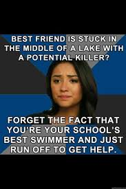 Pll Meme - pretty little liars oh emily pll words pinterest pll tvs