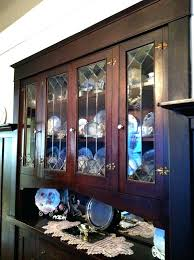 China Cabinet In Kitchen Built In China Cabinet Superjumboloans Info