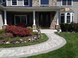 Front Entry Stairs Design Ideas Cambridge Pavingstones Design Gallery