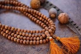 natural bead necklace images 8mm natural aromatic sandalwood beads from india jpg