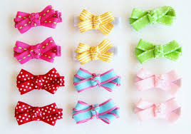 how to make hair bow how to make hair bows for babies involvery community