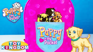puppy pocket surprise backpack kitty disney princess