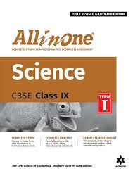 all in one science cbse class 9th term i old edition amazon in