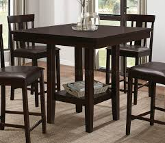 5460 36 counter height dining set 5pc by homelegance