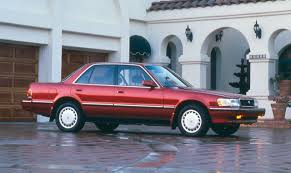 Camry Engine Specs 1989 Toyota Camry Specs And Photots Rage Garage