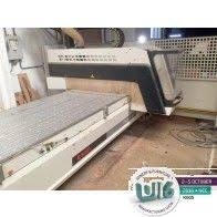 holzher 7120 ecomaster cnc router machining centre used