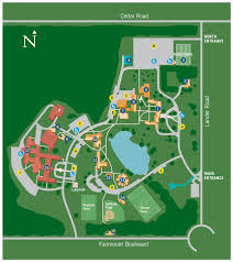 Smith College Map Smith College Campus