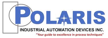 polaris logo polaris industrial automation devices inc