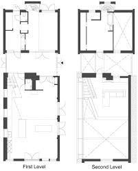 floor plans for barn homes floor wonderful house barn plans plan of the renovated g by maxwan