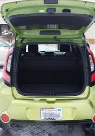 Kia Open Kia Soul Open Trunk 2 Wired 2 Tired
