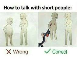 Short People Meme - why are short people always so feisty meme by cheesecracker