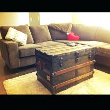 Vintage Trunk Coffee Table Trunks As Coffee Tables Large Size Of Coffee Tree Stump Coffee