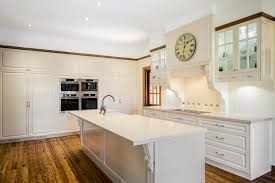 Brisbane Kitchen Design by Traditional Country Kitchen Design Brisbane With Dreamy Marfil