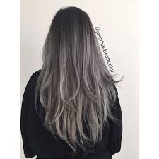 black grey hair best 25 grey ombre hair ideas on pinterest black to grey ombre