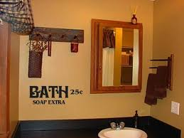 country bathroom decorating ideas pictures buying primitive country bathroom décor simple decorating ideas