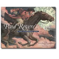 paul revere s ride book paul revere s ride book a day almanac