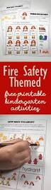 kindergarten worksheets and games free fire safety worksheets