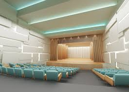 theater interior design by bulataya interior design pinterest