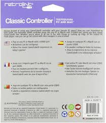 amazon com retro link gamecube style usb wired controller pc