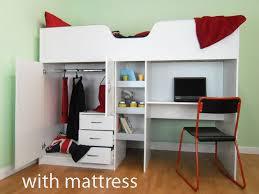 High Sleeper With Futon Best 25 High Sleeper Cabin Bed Ideas On Pinterest Cabin Beds