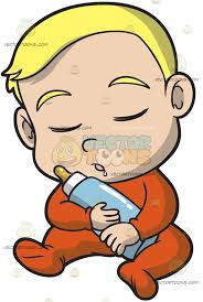 child sitting clipart a baby boy falling asleep while sitting down cartoon clipart