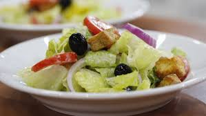 italian olives olive garden style salad with italian dressing today