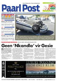 paarl post 20 mar 2014 by paarl post newspaper issuu