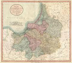Map Of Europe Pre Ww2 by Pre Ww2 Maps Of Poland U0026 The Former German East U2013 Manyroads
