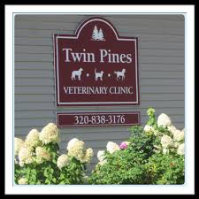 Twin Pines Landscaping by Twin Pines Veterinary Clinic Veterinarian In Askov Mn Usa