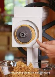 Country Living 500 Kitchen Ideas Grain Mill Peanut Butter Plus Accessory Country Living Products