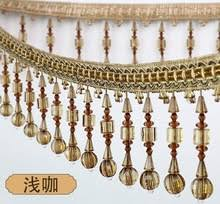 Beaded Fringe For Curtains Online Get Cheap Crystal Beaded Fringe Aliexpress Com Alibaba Group