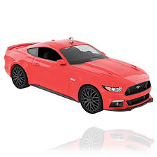 2015 ford mustang gt car ornament 2015 hallmark home
