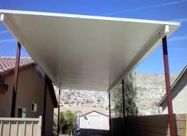 Aluminum Carport Awnings Maxx Panel Insulated Roof