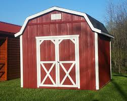 gambrel barn storage sheds recreation unlimited