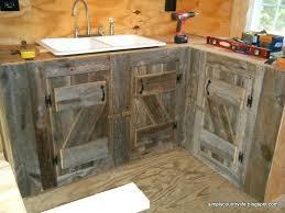 Reclaimed Kitchen Cabinet Doors Salvaged Kitchen Cabinet Doors Barn Wood Kitchen Cabinets Cabin
