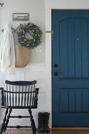 Colored Interior Doors Painted Interior Door Ideas Best 25 Painted Doors Ideas On
