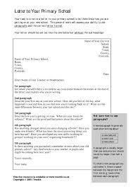 formal letter search results teachit english