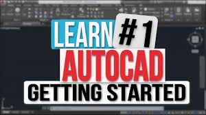 autocad tutorial getting started autocad tutorial in hindi youtube